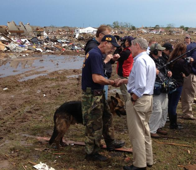 Inhofe Statement on Oklahoma Tornadoes