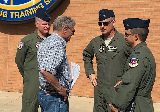 Inhofe Secures Victories for Oklahoma Military Installations