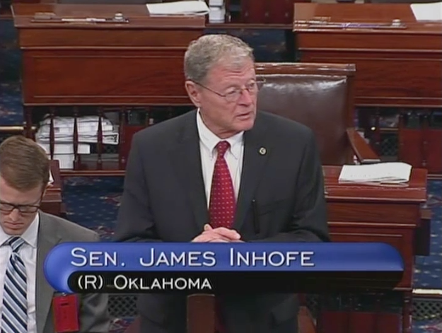 Inhofe Up4Climate