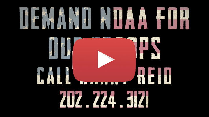 Inhofe Demand NDAA video