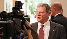 The Inhofe<br />Informant
