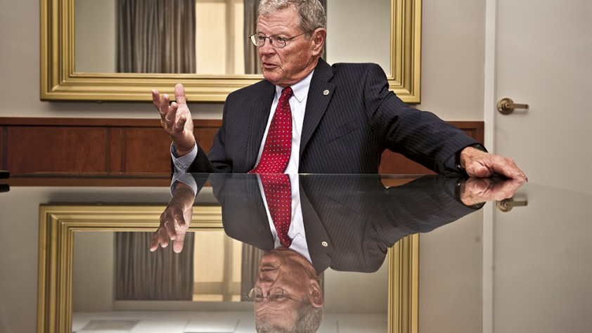 Inhofe Table