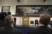 Sikorsky Training Academy Press Conference