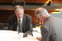 Sen. Inhofe speaks to the State Chamber of Oklahoma