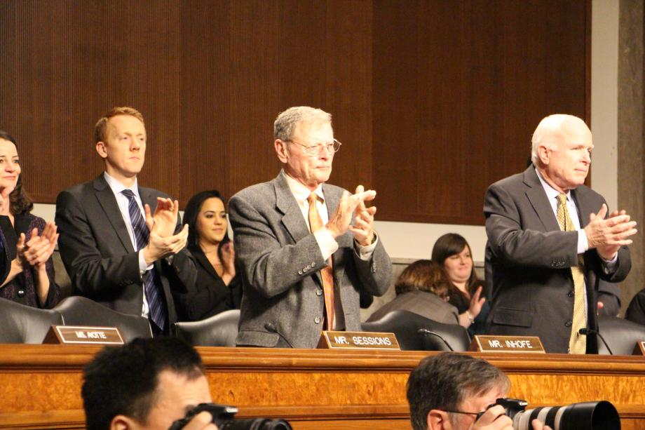 "SASC Hearing: ""Global Challenges and the U.S. National Security Strategy"""