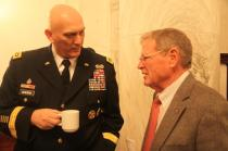 Army Caucus Breakfast