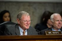 Inhofe, voted to confirm retired Gen. James N. Mattis to be Secretary of Defense.