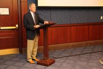 Inhofe spoke to the Tulsa Chamber during their Washington fly-in.